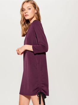 Платье MOHITO Фиолетовый