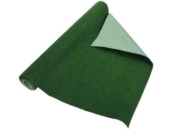 """Ковровое покрытие """"газон"""" 200X100cm, древесное волокно, зеле"""