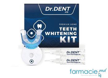 купить Dr.Dent sistema pu albirea dintilor kit в Кишинёве
