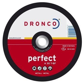 Dronco Диск шлифовальный 230мм Perfect A30T