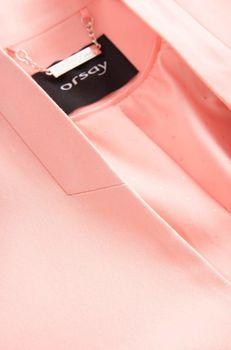 Пиджак ORSAY Персиковый 481206