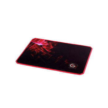Gembird Mouse pad MP-GAMEPRO-S, Gaming, Dimensions: 200 x 250 x 3 mm, Material: natural rubber foam + fabric, Black