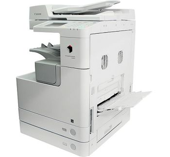MFP Canon iR2530i, Mono Copier/Network Printer _Color Scanner, DADF, Duplex, A3/15ppm, A4/30ppm, 25–400%, RAM 512Mb, 2x550-sheet Cassette, Touch Operat panel, Drum Unit C-EXV33_140000 pages, Not in set - Toner  Black C-EXV33_14600 pages A4 at 6%