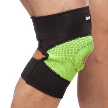 Бандаж для фиксации колена (неопрен, нейлон) Mute 9024 (3938)
