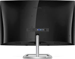 "купить 27.0"" Philips ""278E9QJAB"", G.Black (Curved-VA, 1920x1080, 4ms, 250cd, LED20M:1, HDMI+DP+VGA, Spk) (27.0"" Curved VA W-LED, 1920x1080 Full-HD, 0.311mm, 4 ms GTG, 250 cd/m², DCR 20 Mln:1 (3000:1), 16.7M Colors, 178°/178° @C/R>10, 54~84 KHz(H)/ 49~75Hz(V), HDMI + DisplayPort + Analog D-Sub, Audio-In, Headphone-Out, Built-in Speakers: 3Wx2, External Power Adapter, Fixed Stand (Tilt -5/+20°), VESA Mount 100x100, AMD Free Sync, Ultra Wide-Color, Flicker-free, LowBlue Mode, UltraNarrow Border, Black-Glossy) в Кишинёве"