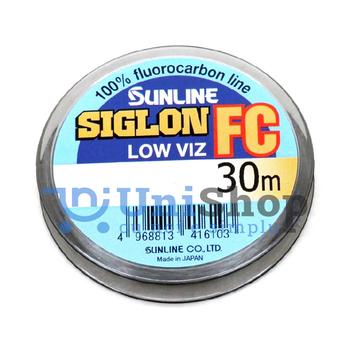 Флюорокарбон Sunline SIGLON FC 30м 0,16мм