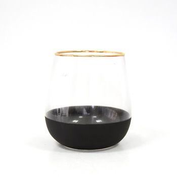 Декоративная ваза, GS, Стекло, 16см, Бесцветный