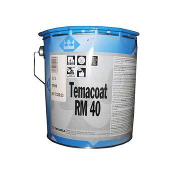 Tikkurila Эпоксидная краска Temacoat RM 40 Полуглянцевая 2.2
