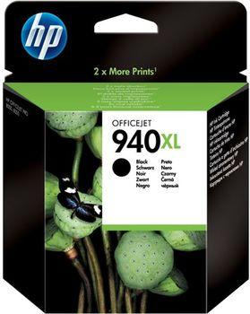 HP No.940XL Black Officejet Ink Cartridge