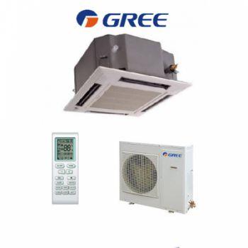 Кондиционер кассетного инвертор GREE GKH24K3FI-GUHN24NK3FO