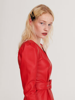 Платье RESERVED Красный xo718-33x