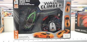"""Машина на радиоуправлении """"Wall Climber"""", код 11103"""