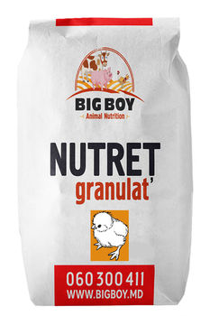 Перепелка Start BigBoy  /25 кг