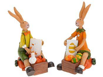 """Сувенир """"Кролик"""" 6.5X6X10.7cm"""