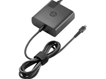 AC Adapter Charger For HP 19.5V-3.33A (65W) USB Type-C DC Jack Original
