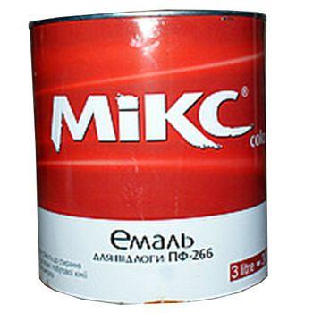 Helios Group Эмаль PF-266 Микс Желто-коричневая 2.8кг