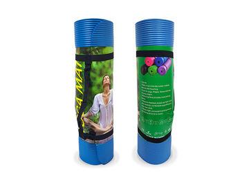 Коврик для йоги и фитнеса 183X61X1cm, NBR