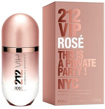 CAROLINA HERRERA  212 VIP Rose EDP 50 ml