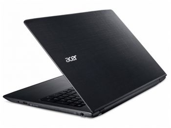 """ACER Aspire E5-774G Obsidian Black (NX.GEDEU.038) 17.3"""" HD+ (Intel® Core™ i3-7100U 2.40GHz (Kaby Lake), 4Gb DDR4 RAM, 1.0TB HDD, GeForce® GTX 950M 2Gb DDR5, DVDRW, CardReader, WiFi-AC/BT, 6cell, 720P HD Webcam, RUS, Linux, 2.9kg)"""