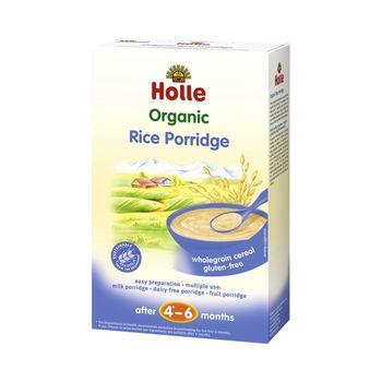 Рисовая каша с 6 месяцев Holle Organic, 250 г