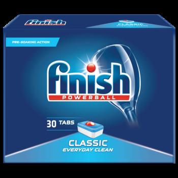 cumpără Finish Detergent Finish Classic, 30 tab în Chișinău