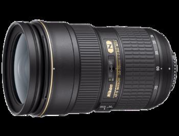 Nikon AF-S NIKKOR 24-70mm f/2.8G ED, FX, filter: 77mm, JAA802DA (Obiectiv Nikon/ обьектив Nikon)