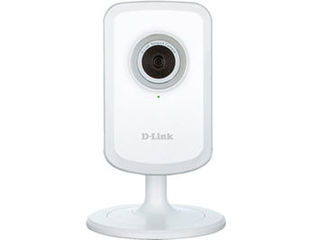 "D-Link DCS-931L/A1B Wireless N H.264 Network Camera, 802.11n, 1/5"" VGA progressive CMOS sensor, Board lens: f=3.15 mm, F2.8, 640x480 up to 30 fps, Sound level detection (IP camera de retea wireless WiFi/беспроводная IP интернет камера WiFi) BKFR"