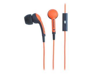 купить Lenovo P165 Headset (in ear) with microphone,Orange в Кишинёве