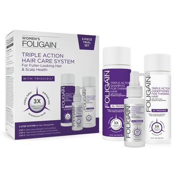 купить FOLIGAIN TRIAL SET WOMEN в Кишинёве