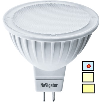 купить (MR) LED (3W)  NLL-MR16-3-230-6.5K-GU5.3 (Standard) в Кишинёве