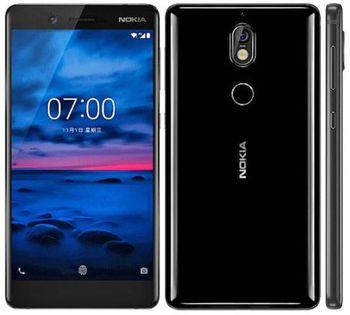 купить Nokia 7 6/64Gb Duos, Black в Кишинёве