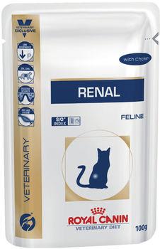 купить Royal Canin RENAL C КУРИЦЕЙ 85 gr в Кишинёве