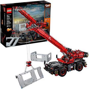 """LEGO Technic """"Подъёмный кран для пересечённой местности"""", арт. 42082"""