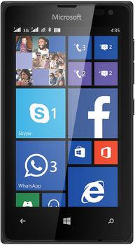 Microsoft Lumia 435 Duos, Black