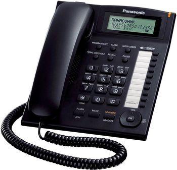 купить Panasonic KX-TS2388UAB, Black в Кишинёве