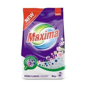 купить Порошок Sano Maxima Spring Flowers (40) 4Kg в Кишинёве