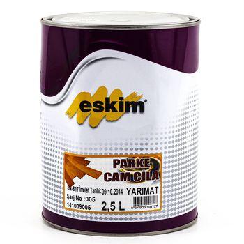 Eskim Лак Eskim Прозрачный полумат 2,5кг