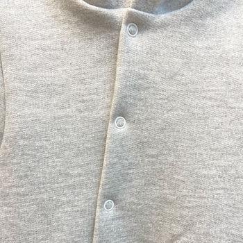 Комбинезон K05 серый