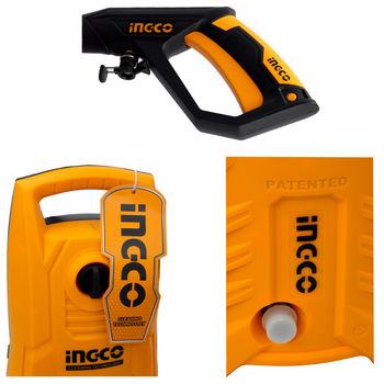Мойка высокого давления INGCO 1400W HPWR14008