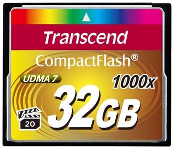 TRANSCEND TS32GCF1000, чёрный