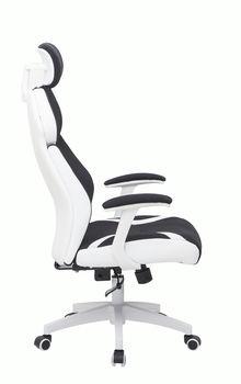 Офисное кресло CR 7029H черное