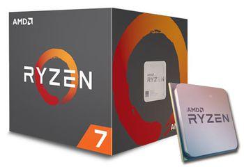 AMD Ryzen 7 1800X, Socket AM4, 3.6-4.0GHz (8C/16T), 16MB L3, 14nm 95W, BOX (without cooler)
