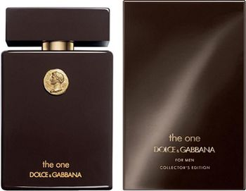 DOLCE&GABBANA THE ONE FOR MEN COLLECTOR 2014 EDT 50 ml