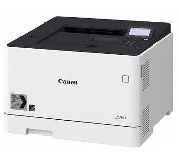 Printer Color Canon i-Sensys LBP-653CDW, Duplex,Net, WiFi, A4,27ppm,1GB, 1200x1200dpi, 250+50 sheet tray, 5 Line LCD, UFRII,PCL5c*,PCL6,Adobe® PostScript, Max.50k pages per month,Cart 046HBk & 046Bk (6300/2200ppm) & 046HC/M/Y & 046C/M/Y(5000/2300ppm)