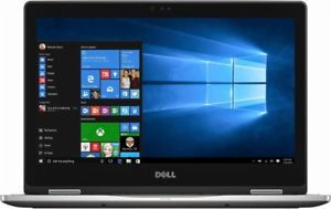 """DELL Inspiron 13 5000 Gray (5378) 2-in-1 Tablet PC, 13.3"""" IPS TOUCH FullHD ((Intel® Quad Core™ i7-8550U 1.80-4.00GHz, 16Gb DDR4 RAM, 512GB SSD, Intel® UHD Graphics 620,CardReader, WiFi-AC/BT4.0, 3cell, 720p HD Webcam, Backlit KB, RUS,W10HE64, 1.6 kg)"""