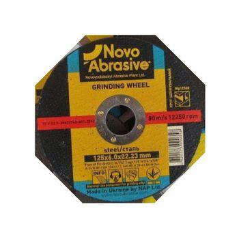 купить Диск шлифовальный 125 * 6,0 * 22,23 Novo Abrasive в Кишинёве