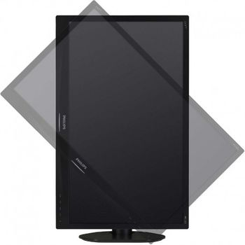 "cumpără ""23.0"""" Philips """"231S4QCB"""", Black (IPS 1920x1080, 7ms, 250cd, LED10M:1, DVI, HAS, Pivot) (23.0"""" IPS W-LED, 1920x1080 Full-HD, 0.265mm, 7ms GTG, 250 cd/m², DCR 20 Mln:1 (1000:1), 16.7M Colors, 178°/178° @CR>10, 30-83 kHz(H)/56-75 Hz(V), DVI-D, Analog D-Sub, Built-in PSU, HAS 110mm, Tilt: -5°/+20°, Swivel +/-65°, Pivot, VESA Mount 100x100, Black)"" în Chișinău"
