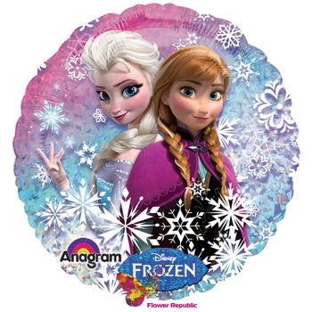 """купить Фольгированные шары """"Frozen"""" Поштучно в Кишинёве"""