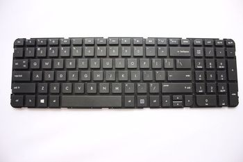 "Keyboard HP Pavilion G6-2000 w/o frame ""ENTER""-small ENG/RU Black"