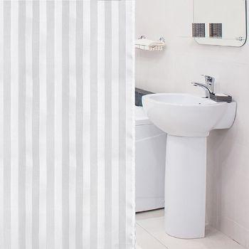 """купить Штора для ванной комнаты Tatkraft """"Harmony"""", с кольцами, 180 х 180 см 18792 в Кишинёве"""